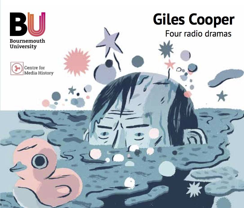 Giles Cooper: Four radio plays | In The Dark